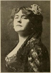 Vergilia Bogue (Virgilia) Grizzly Bear Jul 1909
