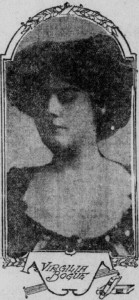Virgilia Bogue 1909 10 03 SF Call
