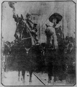 Virgilia Bogue 1909 10 21 SF Call parade