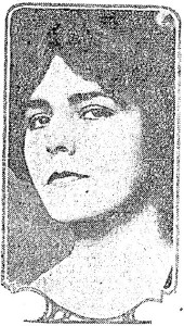 Virgilia Bogue 1919 01 30 Oakland Tribune