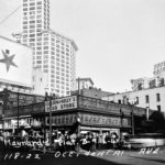 Hunt building, 1937