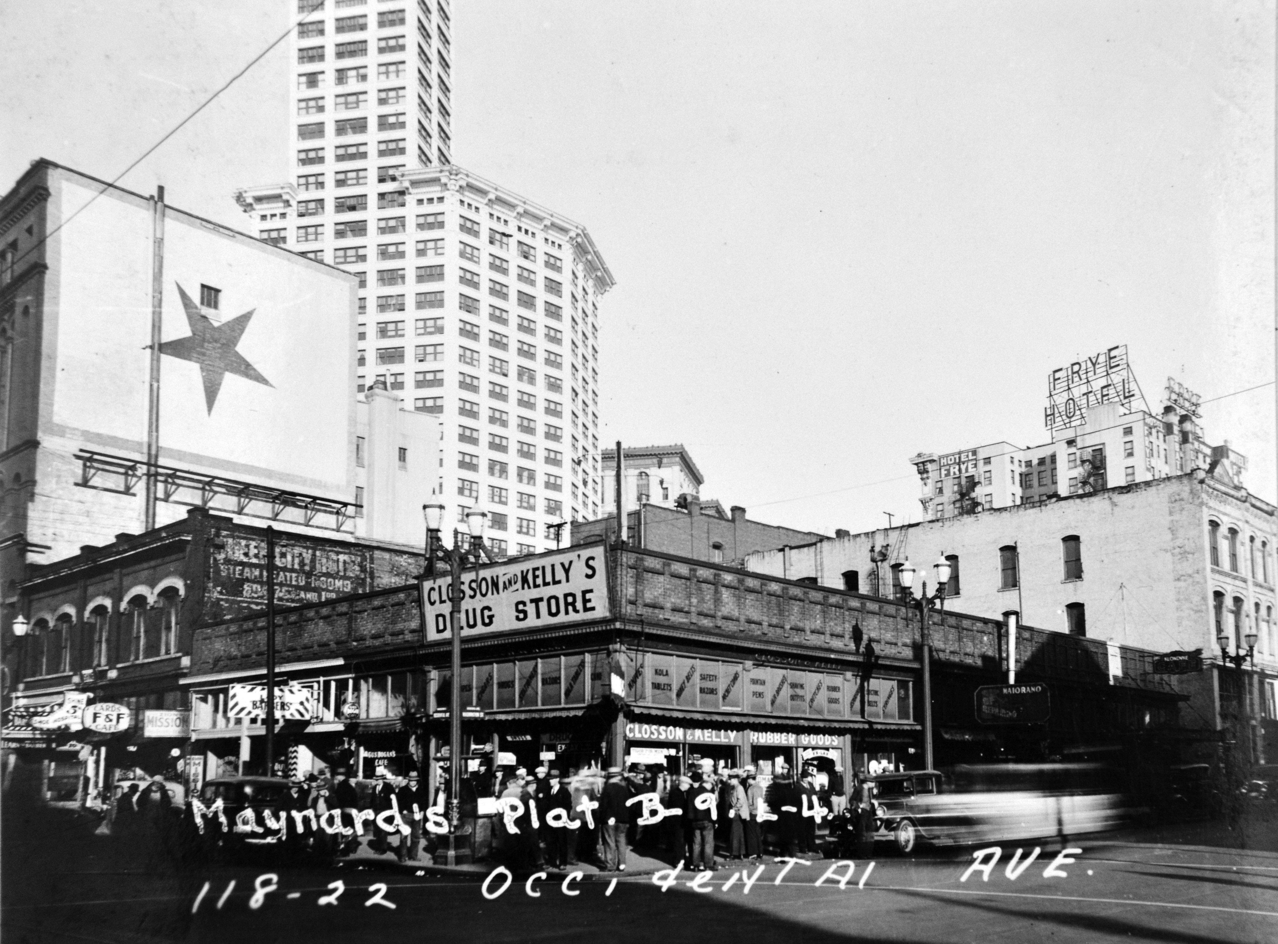 Hunt Building 1937