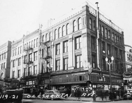 Interurban Hotel, 1937